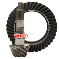 NITRO RING & PINION - 4.56 LANDCRUISER 9.5""