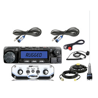 RRP6100 2-Place Race System with 60-Watt Radio Kit