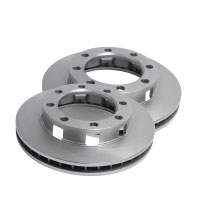 8 Lug Rotors For D60 Hubs Solid Axle