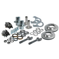 Axle Kit 8 on 6.5 Front End Kit For Dana 60 Solid Axle