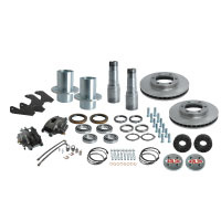 Axle Kit 6 on 5.5 Rear End Kit For Dana 60 Solid Axle
