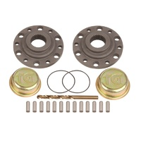 Trail-Gear Toyota Creeper Flanges