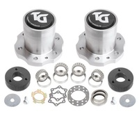 Trail-Gear Longfield Studless Hubs for 79-85 Toyota Pickup / 4Runner 4WD
