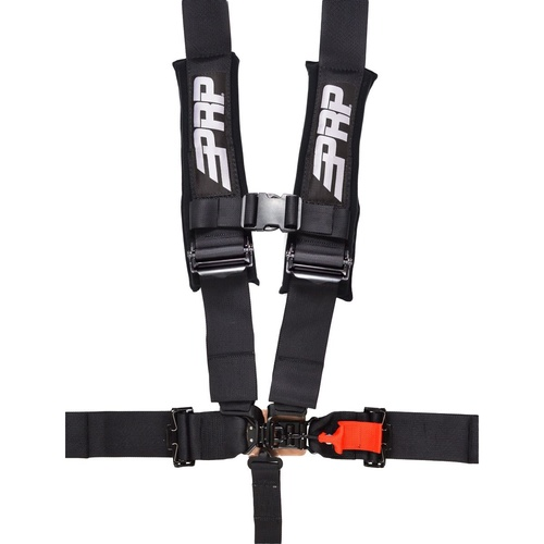PRP Seats 5.3 Harness Black