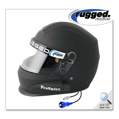 Pyrotect Midair Helmet - Flat Black [Size: Small]