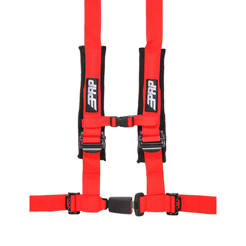 PRP Seats 4.2 Harness Red